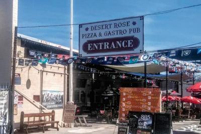 Desert Rose Pizza and Gastropub