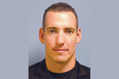 Glendale police Officer Joshua Carroll