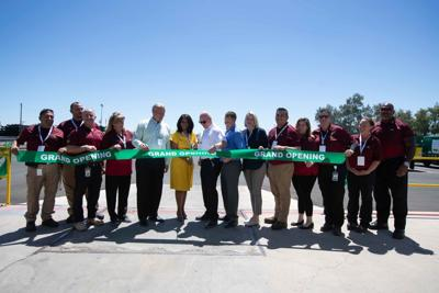 Waste Management opens training facility Phoenix Open