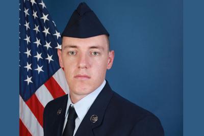 U.S. Air Force Airman First Class Matthew P. Cropley
