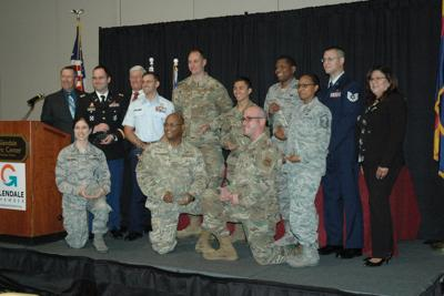 The Glendale Chamber Military and Veterans Committee Breakfast