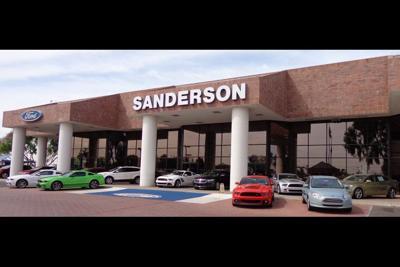 Don Sanderson Ford