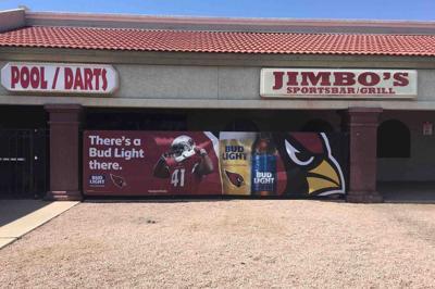 Sports bar Jimbo's Glendale