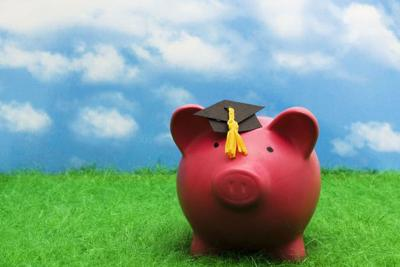 A 529 account helps make college saving easy