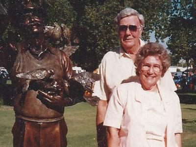Karl and Enid Abel