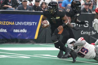 Rattlers Drew Powell championship game