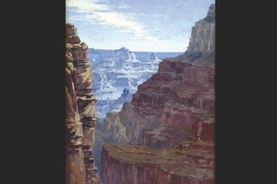 Canvas of the Grand Canyon
