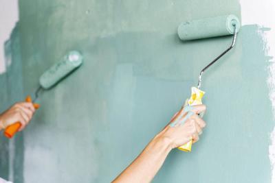 apartment house paint