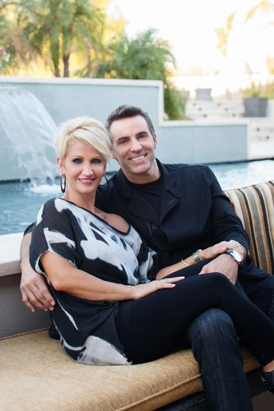 Brenda and Kurt Warner