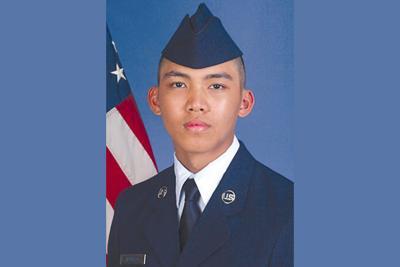 U.S. Air Force Airman Odon P. Alberto Jr.