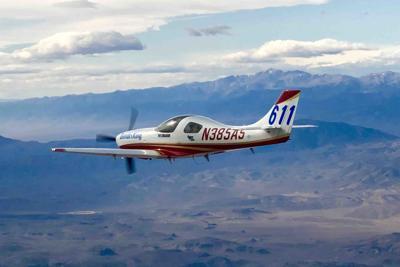 Lancair Legacy RG-550 Joe Coraggio