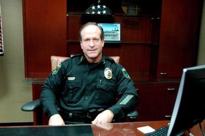 Police Chief Chris Briggs