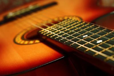7584210 - acoustic guitar