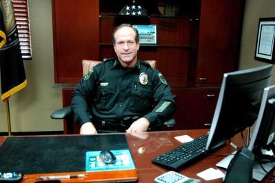 Glendale Police Chief Chris Briggs