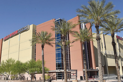 City pays for Gila River Arena repairs