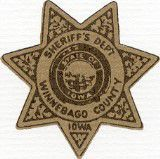 Winnebago County Sheriff's logo