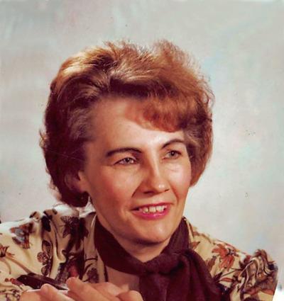 Virginia M. Anderson