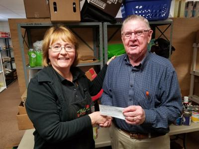 Osage Floral and Gifts makes donation