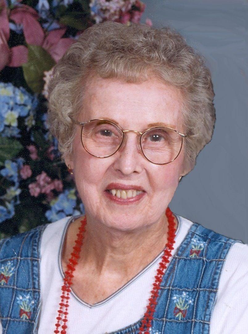 Evelyn Inez Christiansen