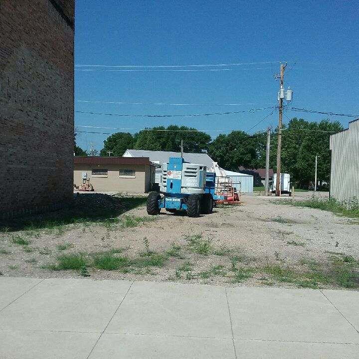 Britt vacant lot