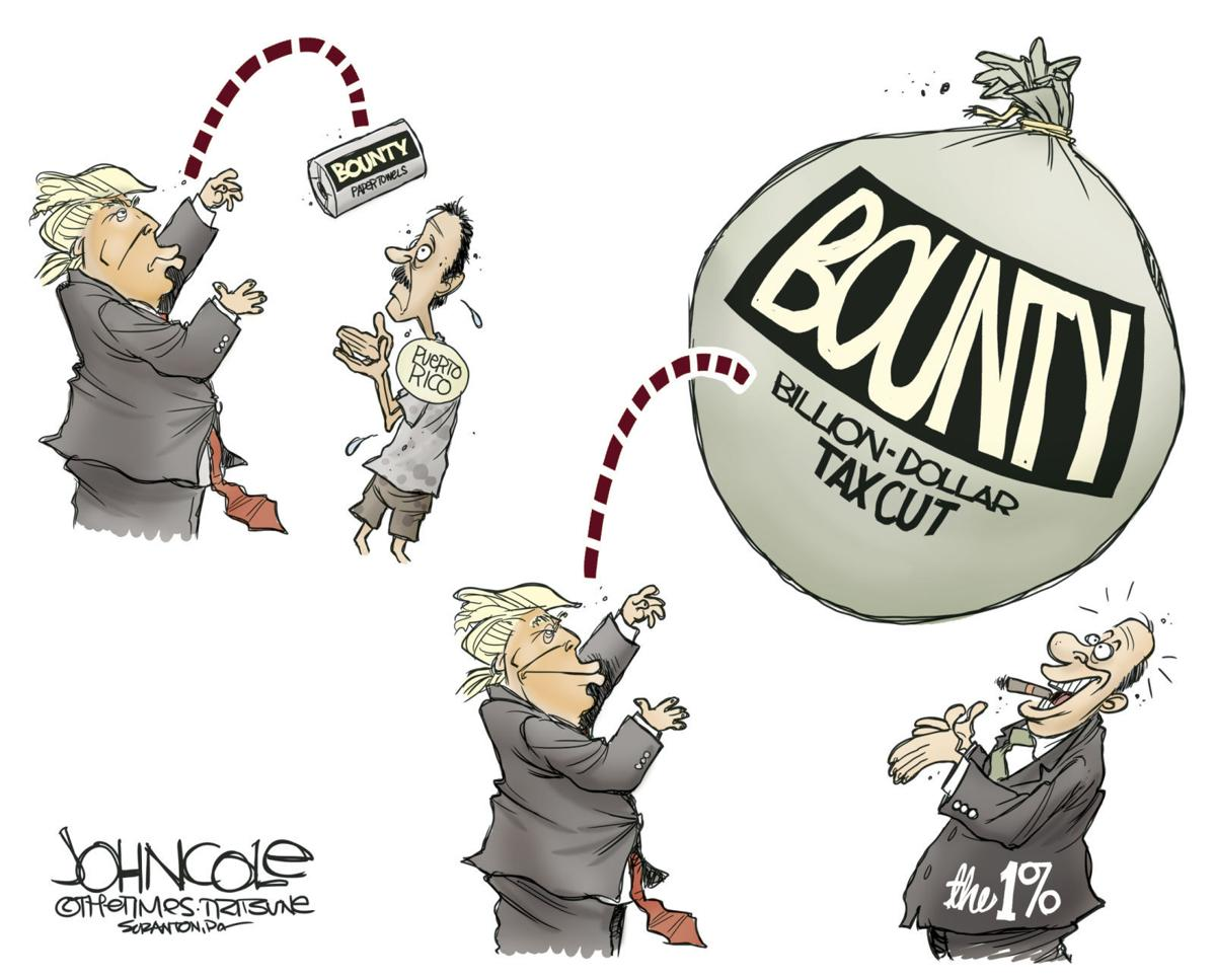 Puerto Rico and the rich by John Cole, The Scranton Times-Tribune
