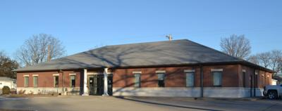 Mitchell County Services Building