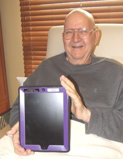 iPad donation