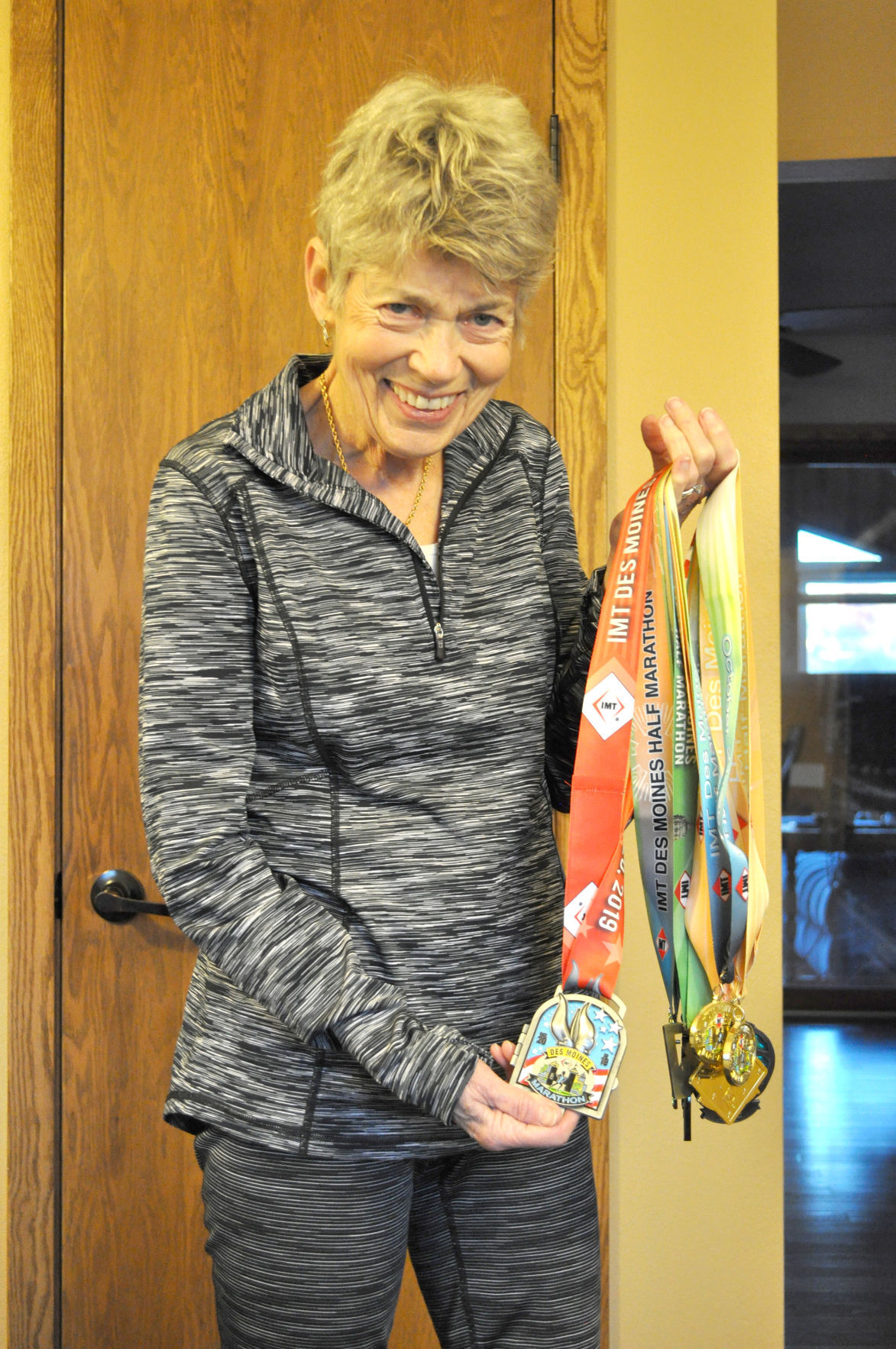 Rosalie Boozell-medals