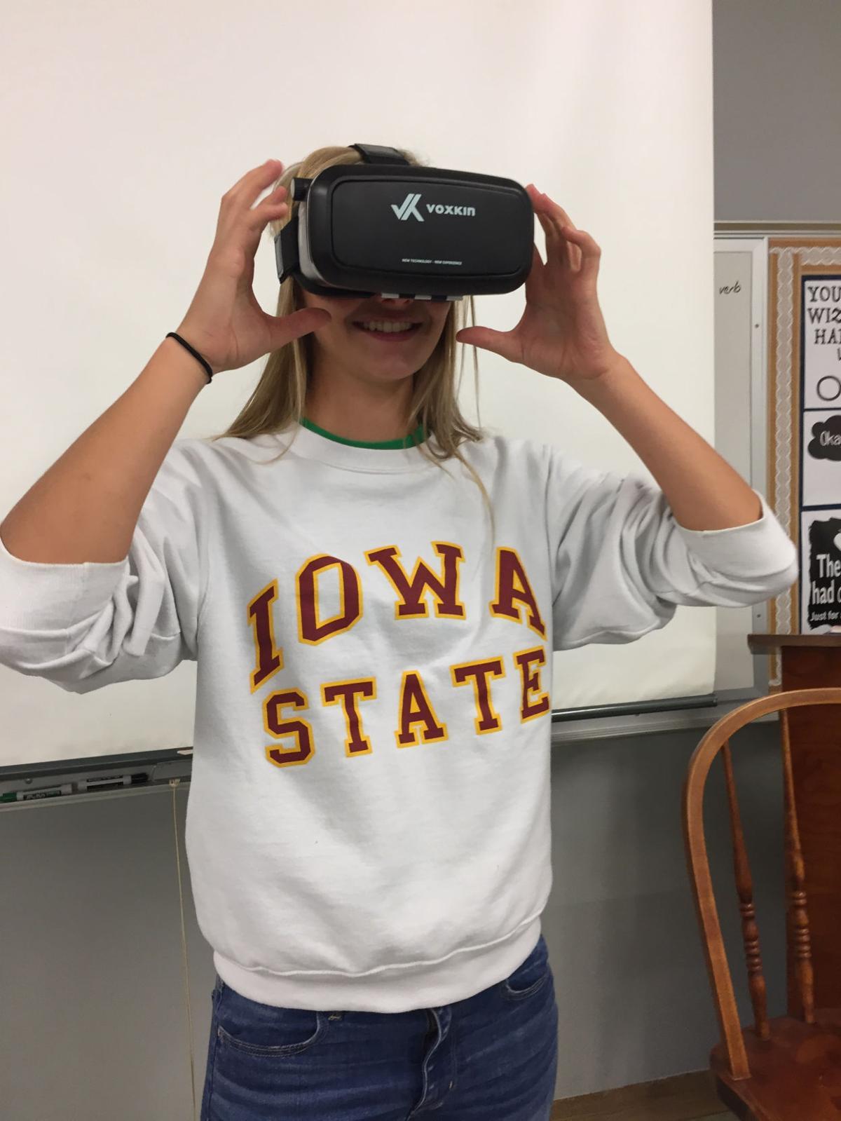OHS Virtual Reality