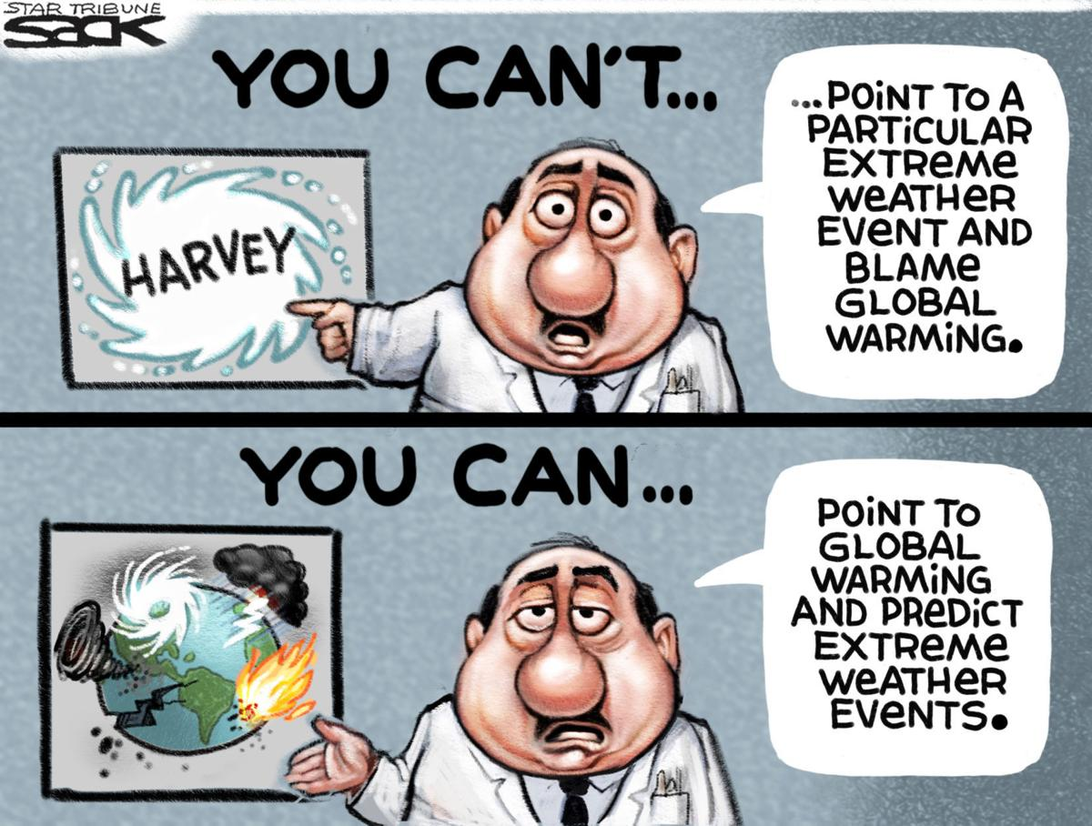 Climate Can by Steve Sack, The Minneapolis Star Tribune