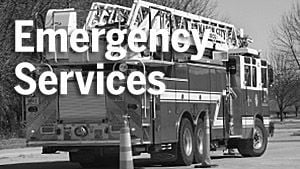Emergency Services weblogo