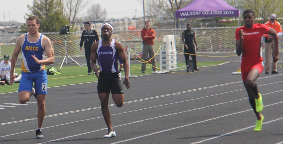 warrior sprinter