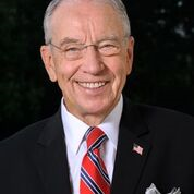 Grassley - new mug shot