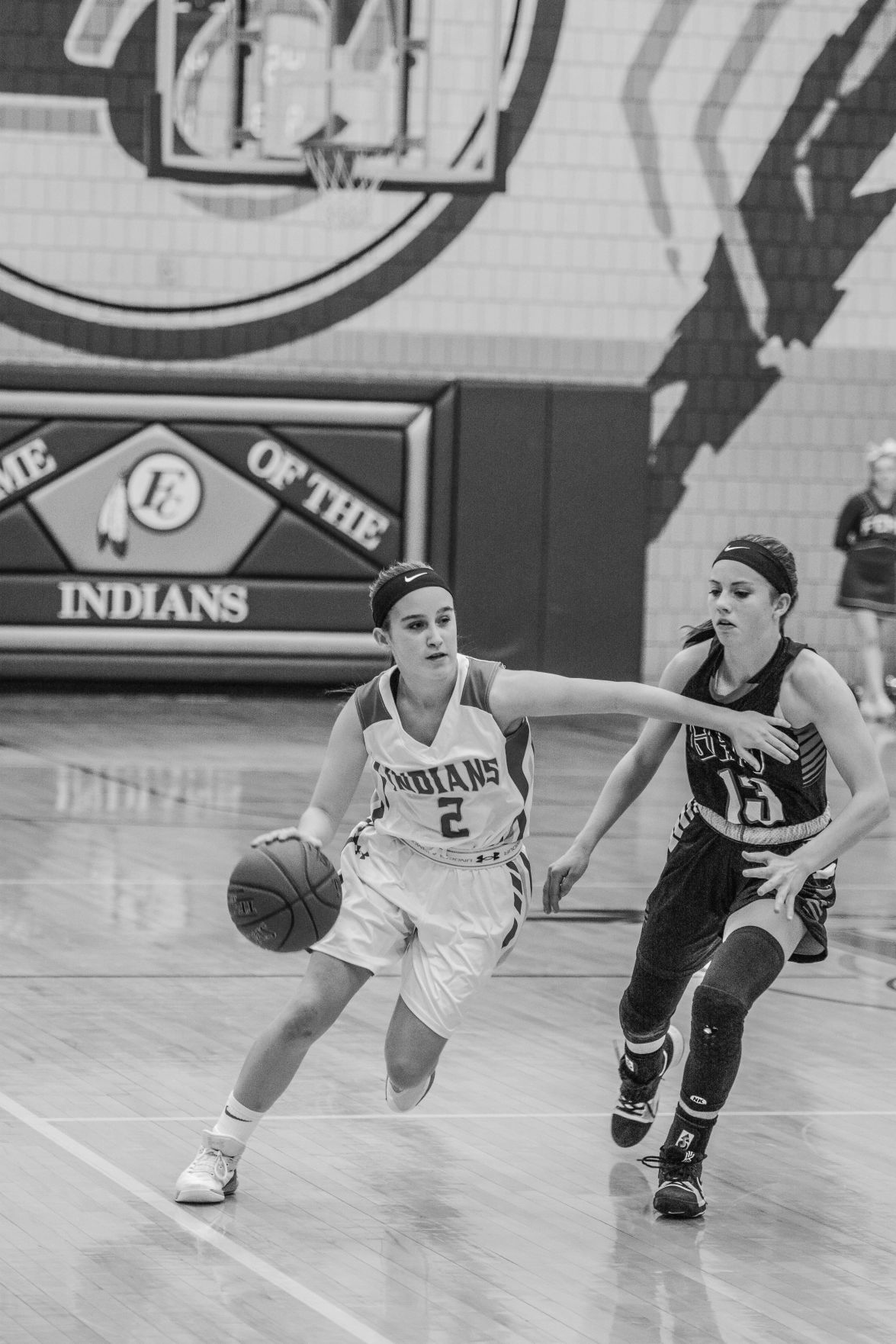 FC's Natalie Moore races past GHV defense in Friday night's win over GHV.jpg