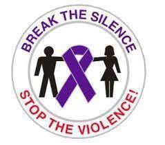 Break the silence logo