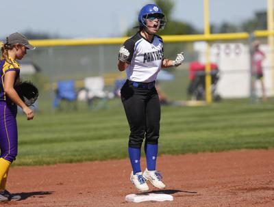 High School Softball Central Springs Makes History In Win Over