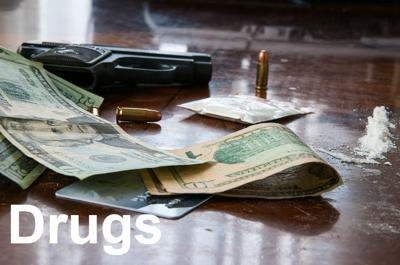 Drugs weblogo