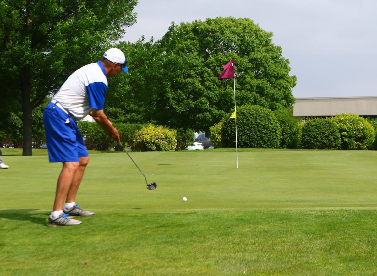 Mason City golf tournament