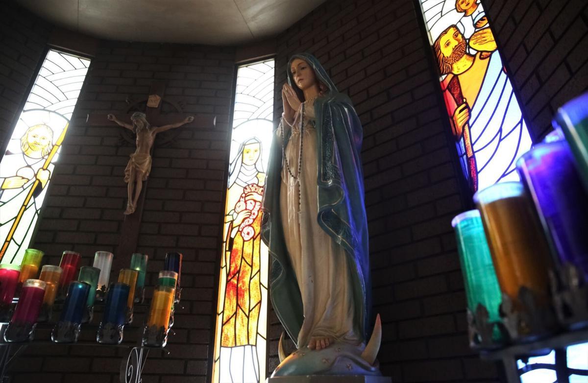 North Iowa churches - Immaculate Conception Catholic Church