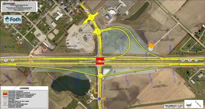 Floyd interchange