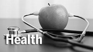 Health weblogo