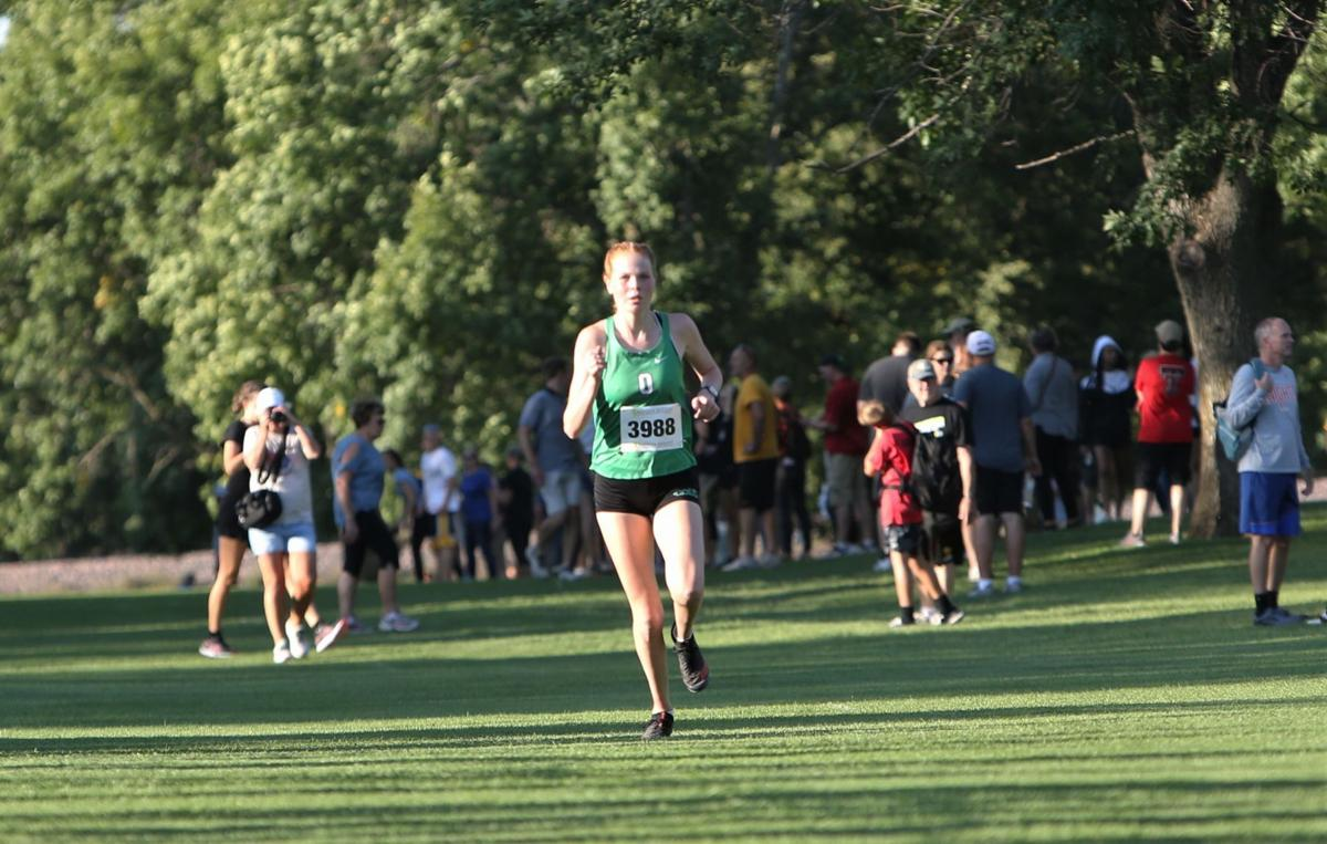 Clear Lake cross country invitational - Johnston