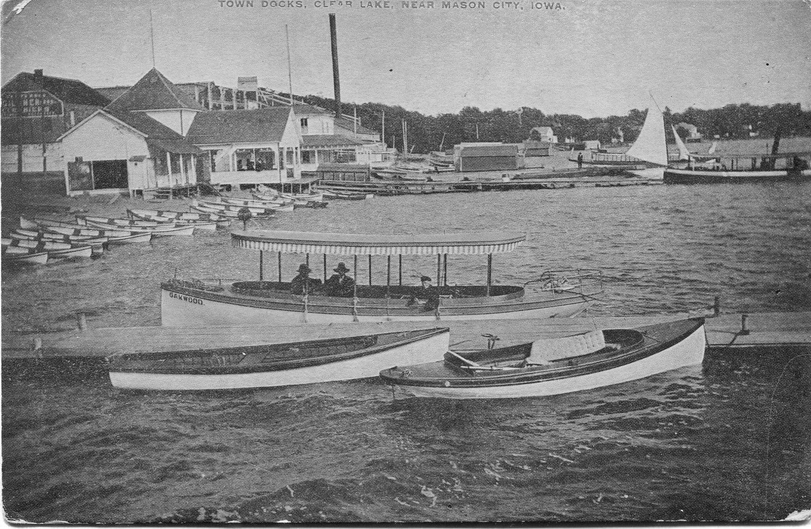 Clear Lake 1900 City Landing