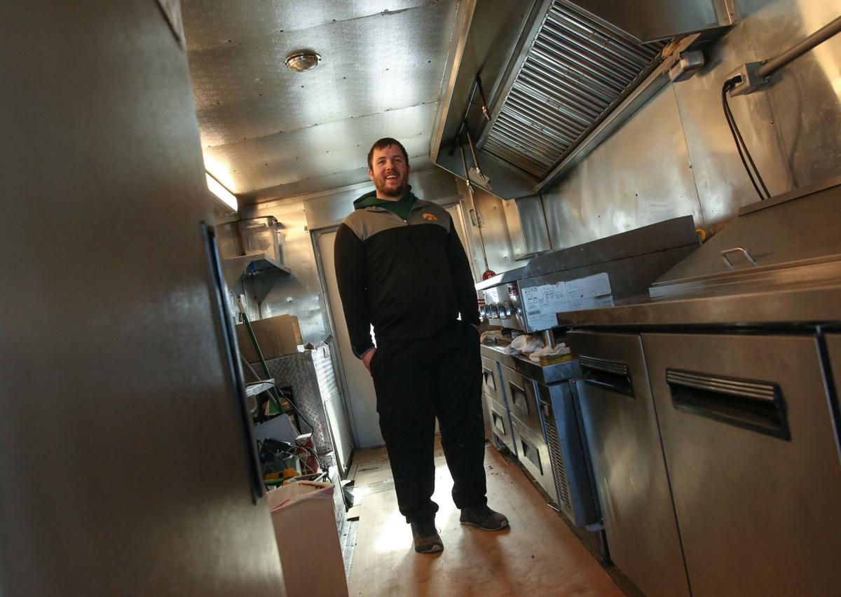 Progress 2021- Food service - Ex-Press truck/Ringhofer