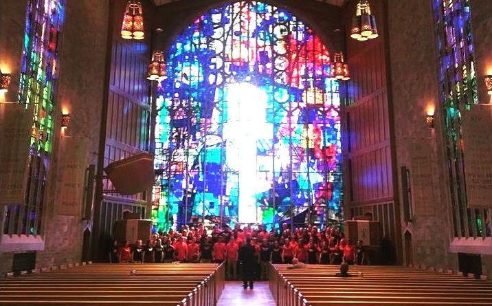 Mason City High School Choir in Chicago