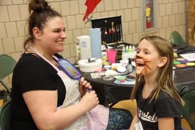 AFS Face Painting