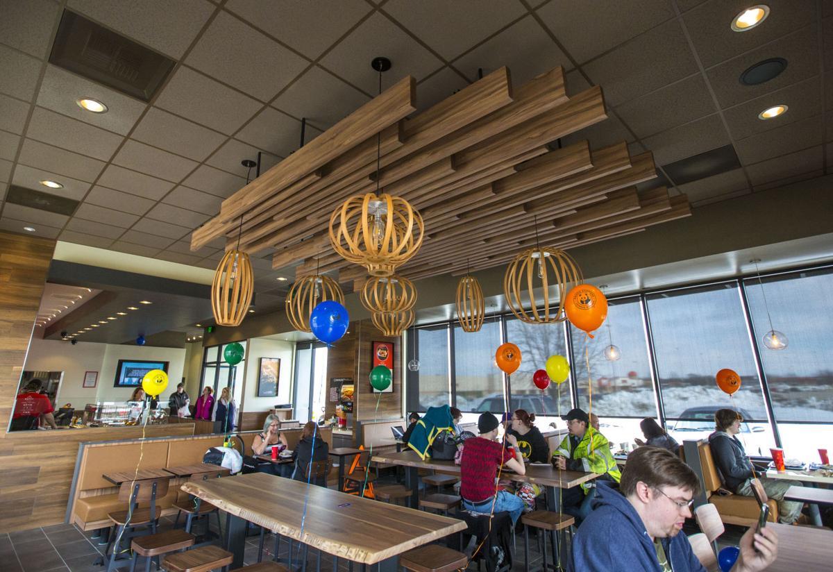 Fast Food Near Iowa City