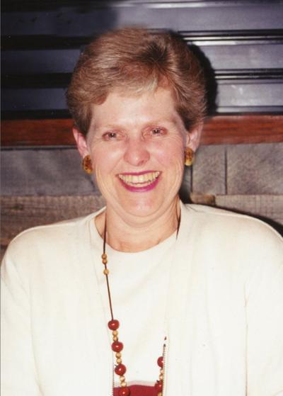 """F. Elizabeth """"Liz"""" Olson"""