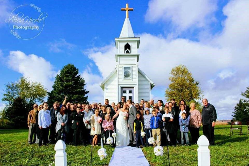 Fertile wedding 1
