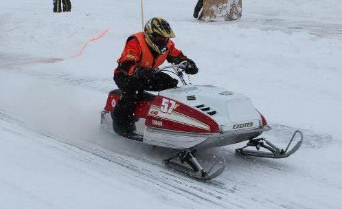 Higgins enjoys the rush of snowmobile racing | Mason City